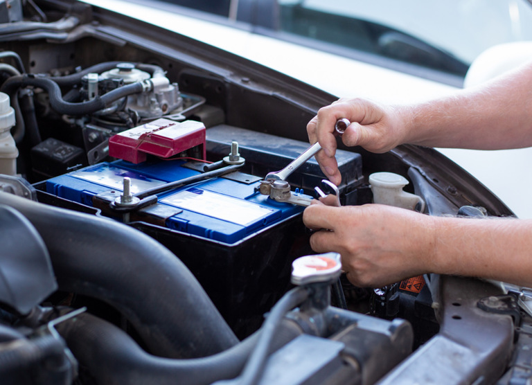 Free Car Battery Check Ups